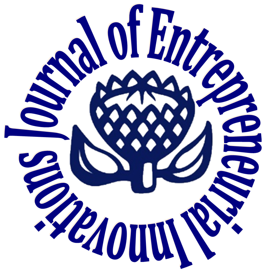 Journal of Entrepreneurial Innovations